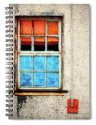 The Old Window Spiral Notebook
