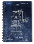 The Old Wine Press Spiral Notebook
