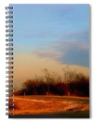 The On Ramp Spiral Notebook