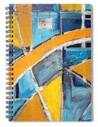 The Open Window Spiral Notebook