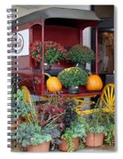 The Original Delivery Wagon Spiral Notebook