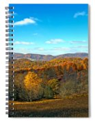 The Other Side Of The Road In Wv Spiral Notebook