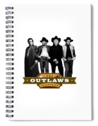The Outlaws Collection Spiral Notebook