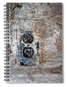 The Outlet Spiral Notebook