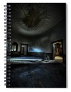 The Oval Star Room Spiral Notebook