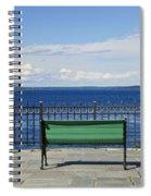 The Overlook Spiral Notebook