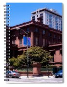 The Pacific - Union Club Spiral Notebook