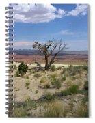 The Painted Desert Of Utah 2 Spiral Notebook