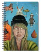 The Painting Maniac Spiral Notebook