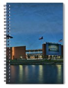 The Palace On The Brazos Spiral Notebook