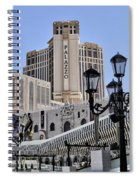 The Palazzo Spiral Notebook