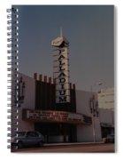 The Palladium Spiral Notebook