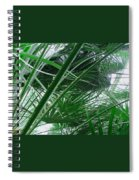 The Palm House Kew England Spiral Notebook