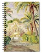 The Palm Trees Spiral Notebook