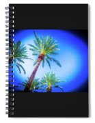 The Palms Of Scottsdale  Spiral Notebook
