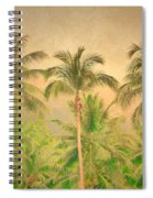 The Palms Spiral Notebook
