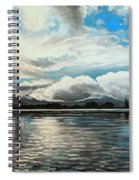 The Panoramic Painting Spiral Notebook