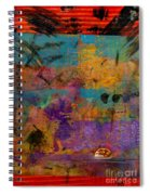 The Parable Spiral Notebook