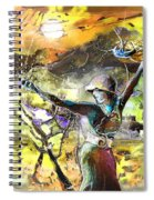 The Parable Of The Sower Spiral Notebook