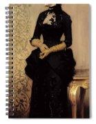 The Parisian Spiral Notebook