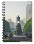 The Parkway - Philadelphia Pa Spiral Notebook