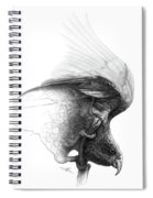 The Parrot Spiral Notebook