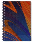 The Part Of A Whole Spiral Notebook