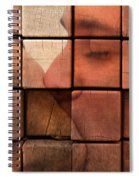 The Passion Of A Kiss 2 Spiral Notebook