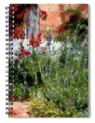 The Passion Of Summer Spiral Notebook