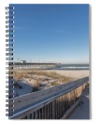 The Path To Relaxation Spiral Notebook