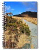 The Path Upwards Spiral Notebook