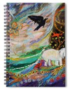 The Patriarchs Series - Ark Of Noah Spiral Notebook