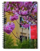 The Peabody Essex Museum At Spring Salem Ma Spiral Notebook