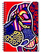 The Peace Keeper Spiral Notebook