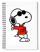 The Peanuts Spiral Notebook