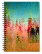 The Pedestrians Spiral Notebook