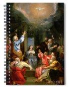 The Pentecost Spiral Notebook