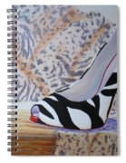 The Perfect Fit Spiral Notebook