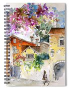 The Perigord In France Spiral Notebook