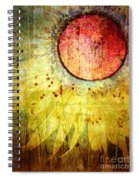 The Petals Spiral Notebook