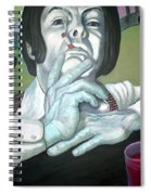 The Peter Max Generation. Spiral Notebook
