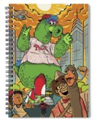 The Pherocious Phanatic Spiral Notebook