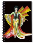 The Phoenix 2 Spiral Notebook