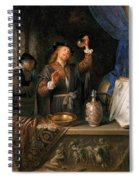 The Physician Spiral Notebook