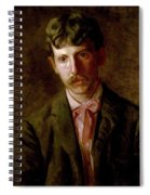 The Pianist, Stanley Addicks Spiral Notebook