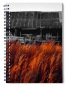 The Pick-up Truck Spiral Notebook