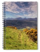 The Picnic Spot Of Dreams Spiral Notebook