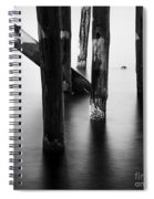 The Pier 3 Spiral Notebook