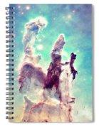 The Pillars Of Creation  Spiral Notebook