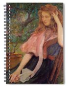 The Pink Cape Spiral Notebook